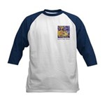 Save the Deer Kids Baseball Jersey