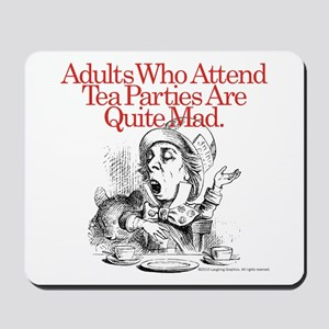 Madhatters Mousepad