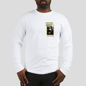 TENNIS...IT'S AN ART! (MONA L Long Sleeve T-Shirt