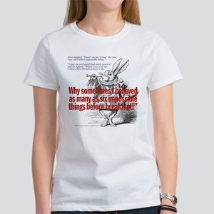 Impossible Things Women's T-Shirt