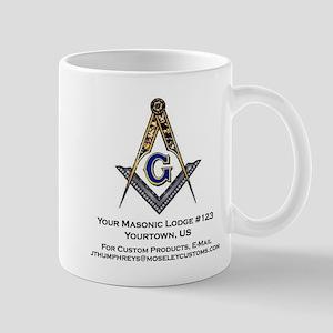 Custom Blue Lodge Products Mug