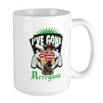 Organic Pirate Large Mug