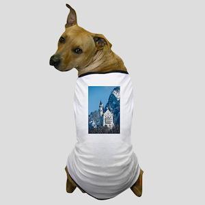 Germany Neuschwanstein Castle Dog T-Shirt