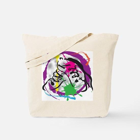 Dance ShoeTote Bag