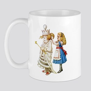 ALICE & THE WHITE QUEEN Mug