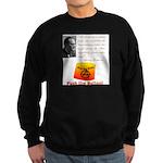 Rothbard's Button Sweatshirt (dark)