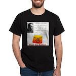 Rothbard's Button Dark T-Shirt