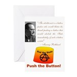 Rothbard's Button Greeting Cards (Pk of 10)