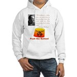 Rothbard's Button Hooded Sweatshirt