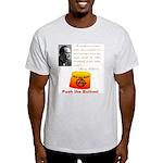 Rothbard's Button Light T-Shirt