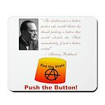 Rothbard's Button Mousepad