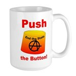 Complete with Button Large Mug