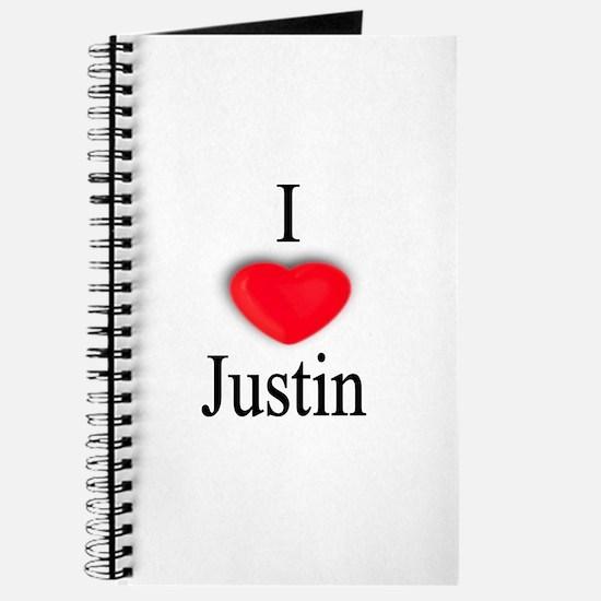 Justin Journal