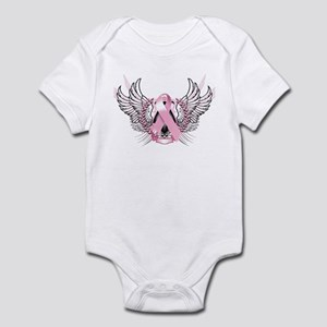 Awareness Tribal Pink Infant Bodysuit