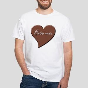 Anti Valentine White T-Shirt