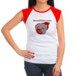 BoostGear Turbo Shirt - Women's Cap Sleeve T-Shirt