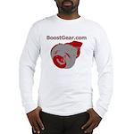 BoostGear Turbo Shirt - Long Sleeve T-Shirt