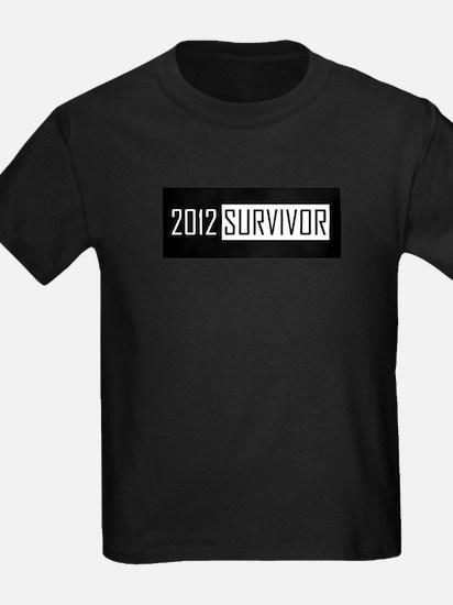 2012 Survivor - T