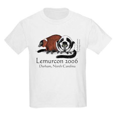 Lemurcon 2006 Kids T-Shirt