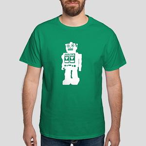 Retro Robo Dark T-Shirt
