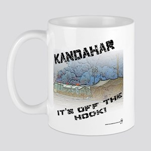 Kandahar is Off the Hook Mug