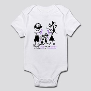rett syndrome ribbon baby clothes accessories cafepress