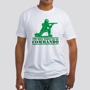 Commando Fitted T-Shirt