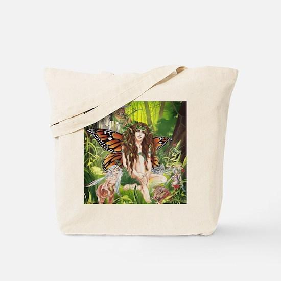 Ruth Thompson's Terra Faerie Tote Bag