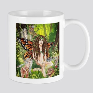 Ruth Thompson's Terra Faerie Mug
