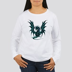 Ruth Thompson's Jade Dragon Women's Long Sleeve T-