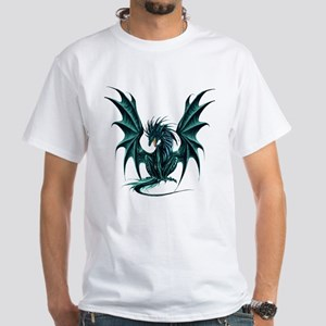 Ruth Thompson's Jade Dragon White T-Shirt