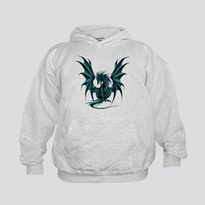 Ruth Thompson's Jade Dragon Kids Hoodie