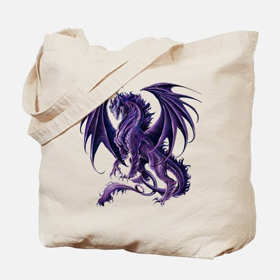 Ruth Thompson's Draconis Nox Dragon Tote Bag