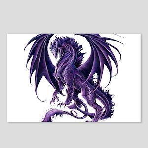 Ruth Thompson's Draconis Nox Dragon Postcards (Pac