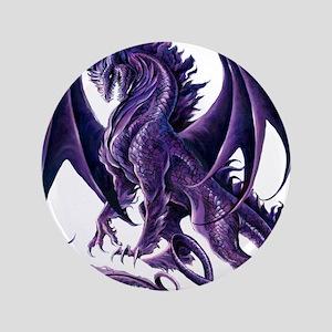 "Ruth Thompson's Draconis Nox Dragon 3.5"" Button"