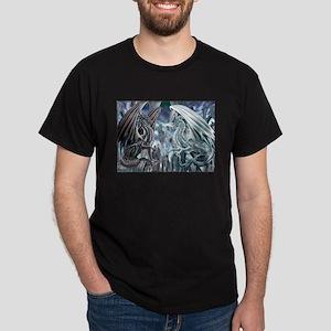 Ruth Thompson's Checkmate Dragon Dark T-Shirt
