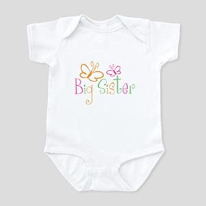 Big Sister/ Little Sister Infant Bodysuit