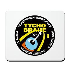 Tycho Brahe-1 Mousepad