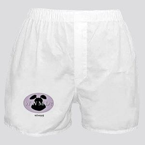 What Would Mamet Do? Boxer Shorts