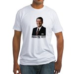 Reagan Miss Me Yet Fitted T-Shirt