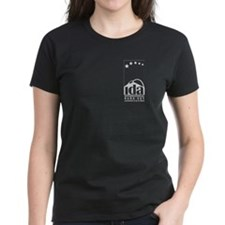 Women's T-shirt with IDA logo