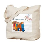 Without Mercy Tote Bag