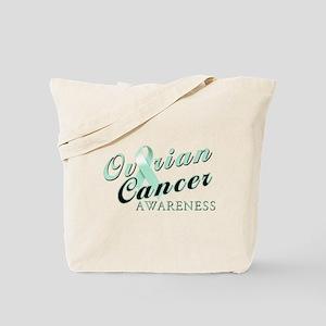 Ovarian Cancer Awareness Tote Bag
