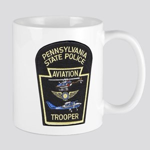 Pennsylvania State Police Avi Mug