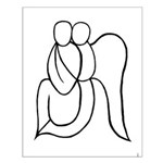 Guardian Angel Small Poster