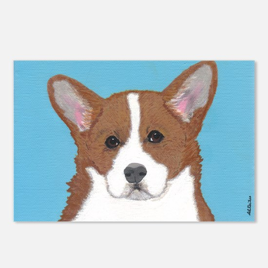 Little Long Dog Postcards (Package of 8)
