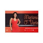 Mariana's O-Varios Rectangle Magnet (10 pack)