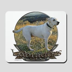 Labradors Mousepad