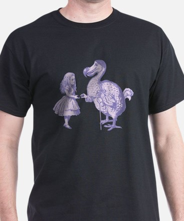 Alice and Dodo Lavender T-Shirt