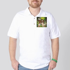 Terra-Daughter of Gaia Faerie Golf Shirt